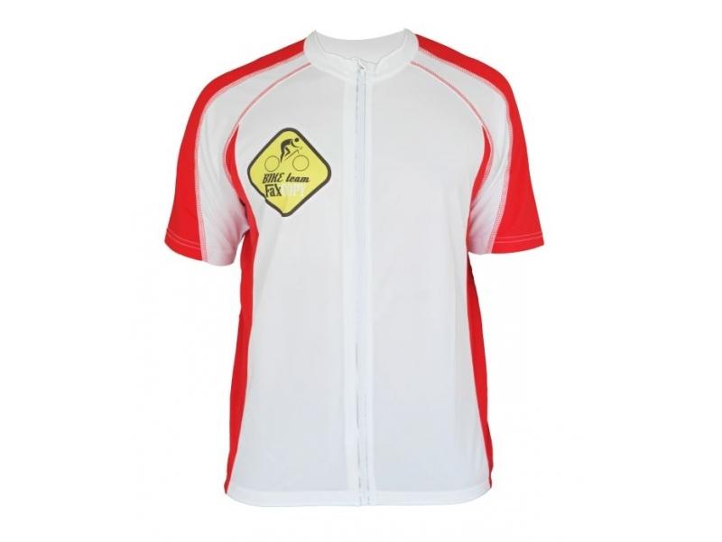 Cyklistický dres s vlastnou potlačou