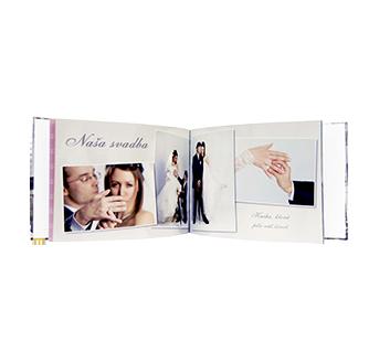fotokniha, kniha s fotkami, fotozošit, zošit s fotkami