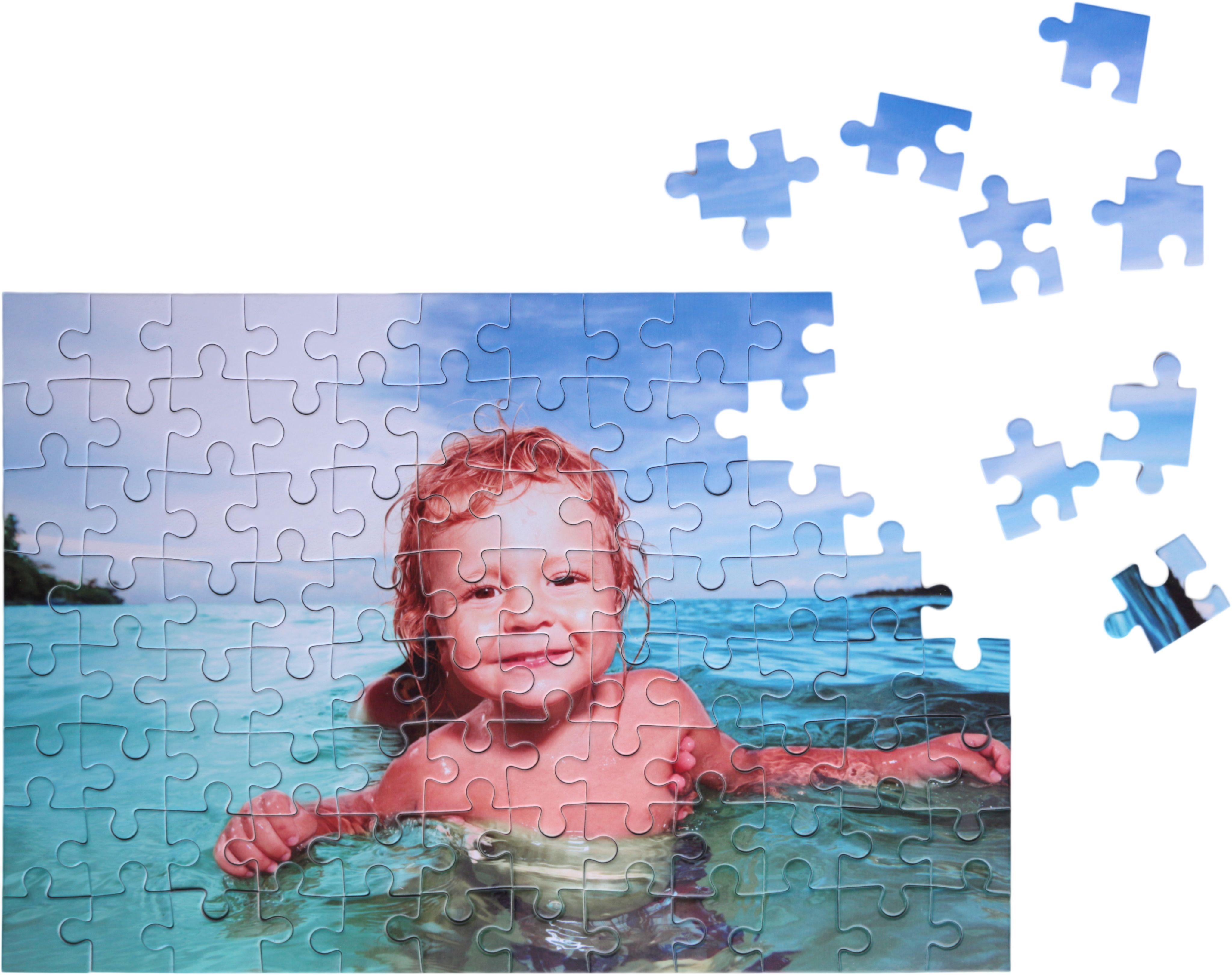 Puzzle s vlastnou fotkou