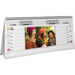 Kalendár s vlastnými fotografiami