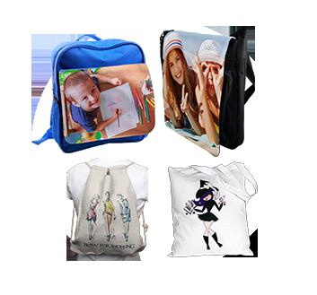 plátenná taška, ruksak, taška cez rameno, brašňa, vrecko na prezuvky, vak